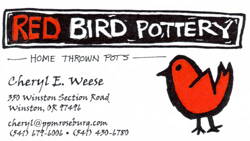 Red Bird Pottery